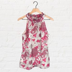 Liberty of London for Targer Floral Halter Top